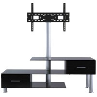 QLK-1 - AV stand with integrated TV mount