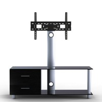 QLK-3 - AV stand with integrated TV mount