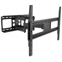QPA36-466 - Economy, Solid Articulating Curved & Flat Panel TV Wall Mount