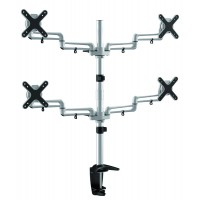 LDC-T12N - Desk mount for 4 13''-27'' monitors