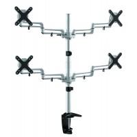 LDC-T12N - Desk mount for 4 13''-27'' monitors