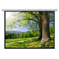 """PSAC-150 - 150"""" Electric Projection Screen"""